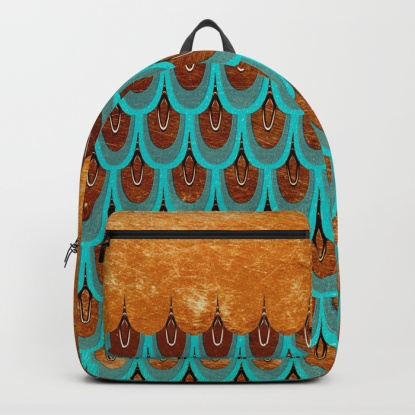 copper-metal-foil-and-aqua-mermaid-scales-beautiful-abstract-glitter-pattern-backpacks.jpg