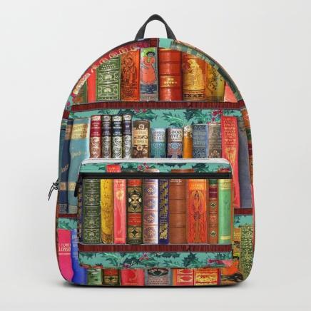 vintage-books-christmas-bookshelf-holly-wallpaper-backpacks