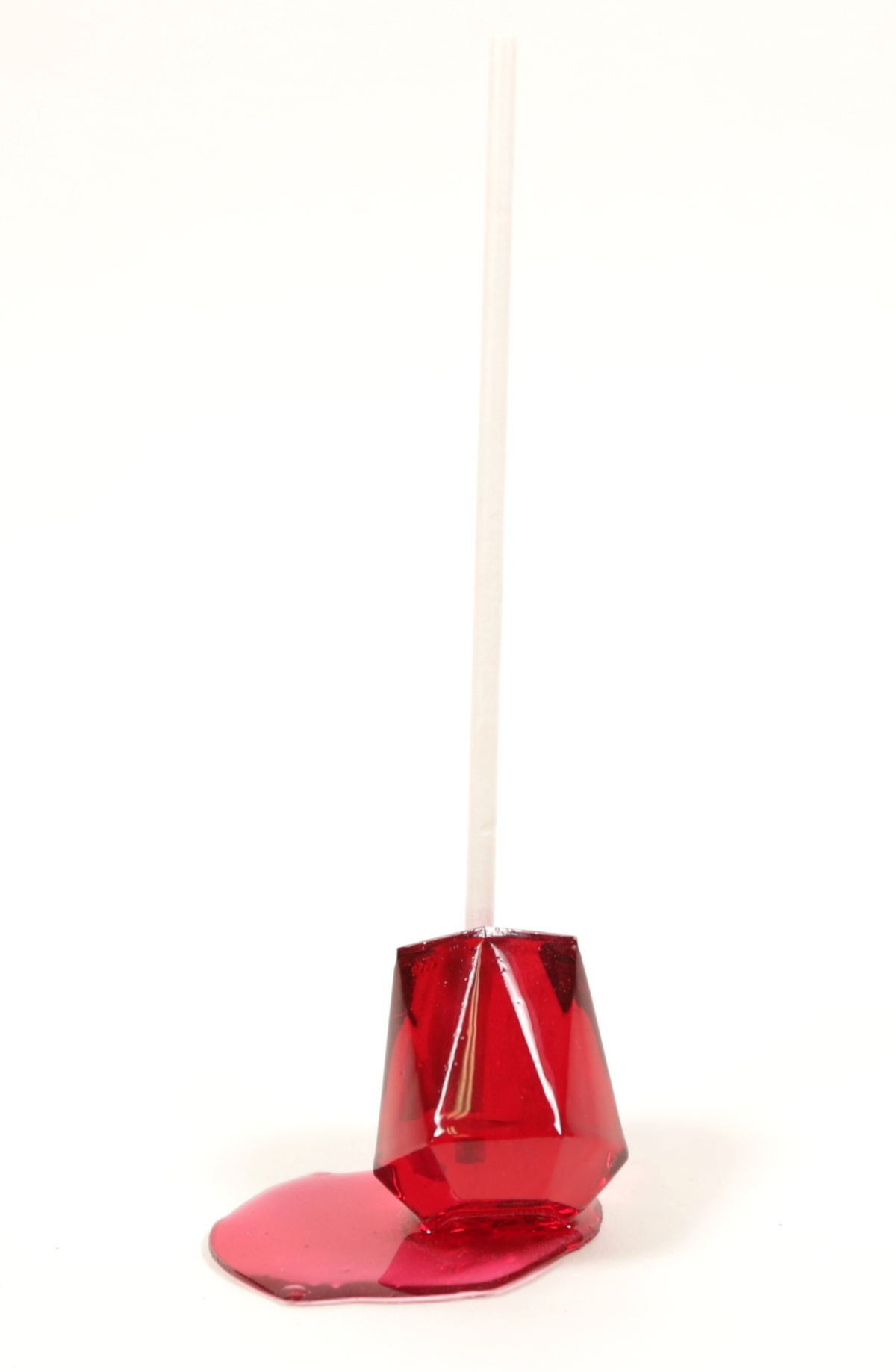 Red Mini Pop - 7 inches tall